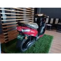 Benlg Red Electric Scooter, 8-9 Hours