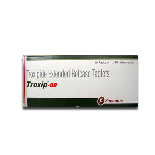 Cipla Troxip OD Tablet, Packaging Type: Box