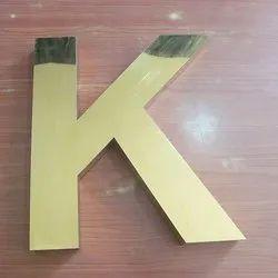 SS Golden Letter