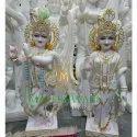 Radha Krishna Temple Statue