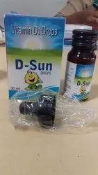 D-Sun Vitamin D3 DROPS