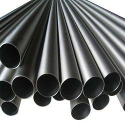 Fabricated Mild Steel ERW Black Pipes