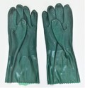 PVC Suppoted Hand Gloves 14 Inch