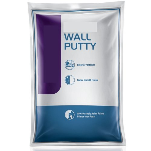 White Cement Wall Coating Wall Putty, Packaging Type: Plastic Bag, Packaging Size: 40 Kg