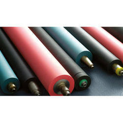 Rubber Roller Re- Coating