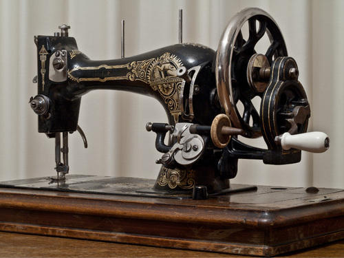 Hand Operated Sewing Machine At Rs 40 Piece Sewing Machine Enchanting Sun Hand Sewing Machine