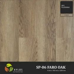 Faro Oak SPC Wooden Flooring