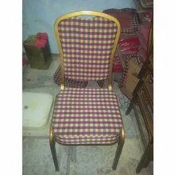 Kaartikeya Aluminum Banquet Chair