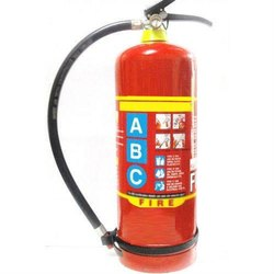 ABC Powder Type 6kg Fire Extinghuisher