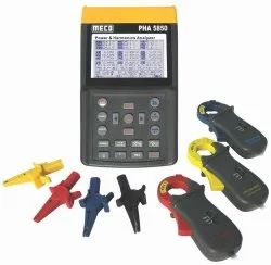 Meco PHA 5850 Power and Harmonics Analyzer