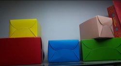 Colored Cake Box