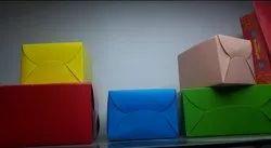 Colored Cake Box