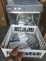 Whirlpool Stainless Steel Glass Washer