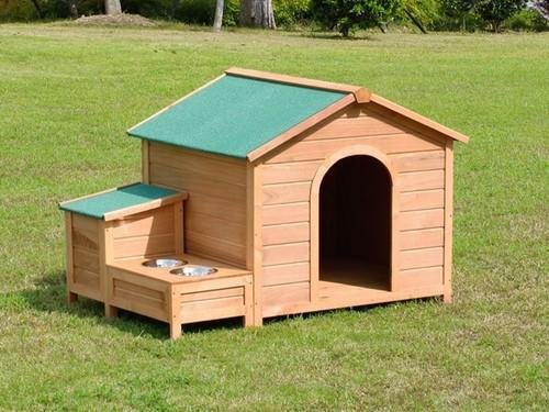 Wooden Dog House For Home Purpose Use Paws N Claws Id 19255609330