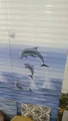 Dolphin Type Tile