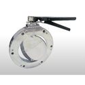 Handle Operated Pharma Butterfly Valve