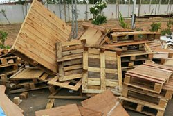 Used Wooden Pallets in Chennai, Tamil Nadu | Get Latest ...