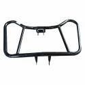 Black Stainless Steel Honda Shine Leg Guard