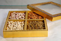 Wedding Gift Dry Fruit Box
