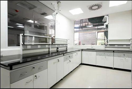 Grey Laboratory Furniture