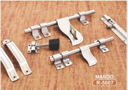 R-5007 Mango Stainless Steel Door Kit