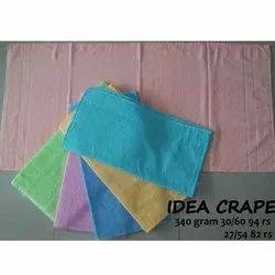Idea Crape Cotton Bath Towel