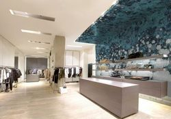 Multicolor Glass Mosaic Tile Installation Service, Area: Swimming Pool