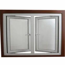 Glemtech UPVC Casement Windows, Thickness Of Glass: 5 - 10 Mm