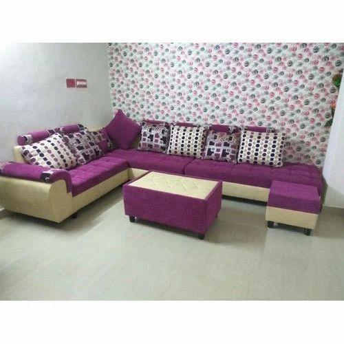 Living Room Corner Sofa Set At Rs 26000