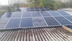 Solar Powered RO Plant