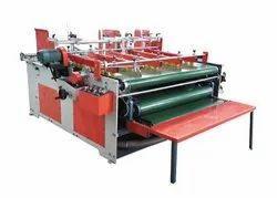 Corrugated  Box Folder Gluer with Pressing Unit