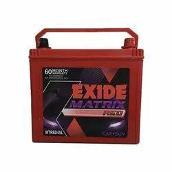 Exide MTRED45LCar Battery, Voltage: 12-24 V