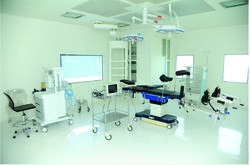 Prefabricated Operation Theatre Panel Rooms