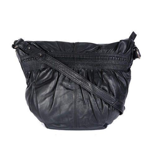 Hawai Black Beautiful Leather Cross Body Sling Bag For Women ce91825c90189