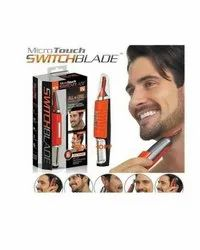 Microtouch Switchblade Trimmer Hair Remover