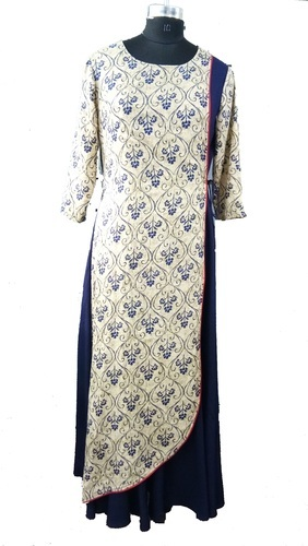 Rayon High Fashion Ethnic Wear