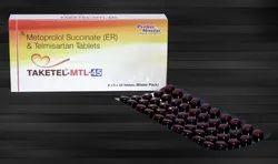 Telmisartan & Metoprolol