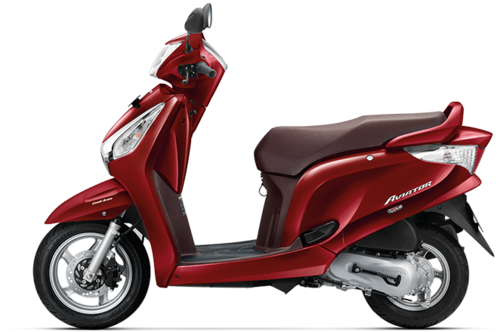 Honda Scooter, Honda Aviator