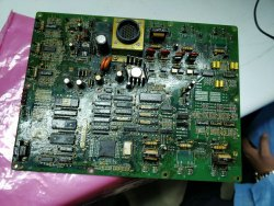 Siemens 7sj63 Protection Relay LCD Display Repair