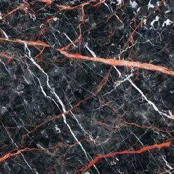 Rosso portoro marble