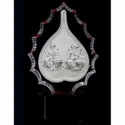 Silver Ganesh Laxmi Trophy
