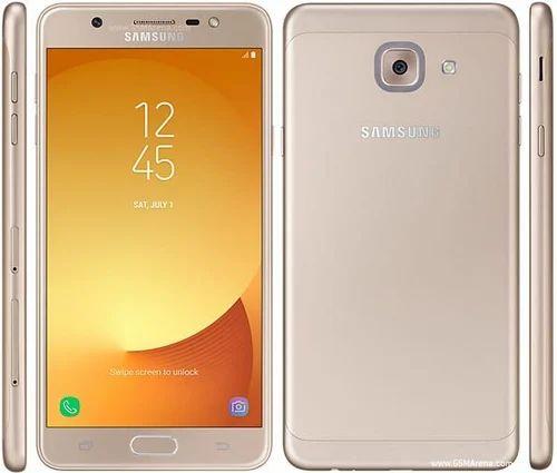 buy popular c9f2f baf6b Samsung Galaxy J7 Max Mobile Phone, Memory Size: 4GB, Screen Size ...