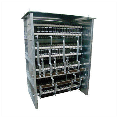 Resistance Box - EOT Crane Resistance Box Manufacturer from