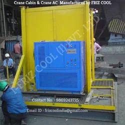 Crane Cabinets for Steel Plant Cranes - Emco Precima