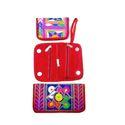 Embroidered Canvas Cotton Ladies Handicraft Wallet