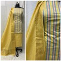 Semi Cotton Salwar Suit