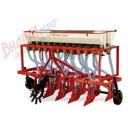 Tractor Operated Automatic Zero Trill Cum Fertilizer Drill