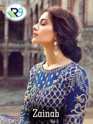 Gorgeous Anarkali Suit Zainab-2