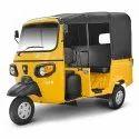 Piaggio Ape City Plus 3 Seater Lpg Passenger Auto, Seating Capacity: Driver + 3 Passengers