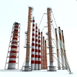 Power Plant Acid Proof Tile Lining Services
